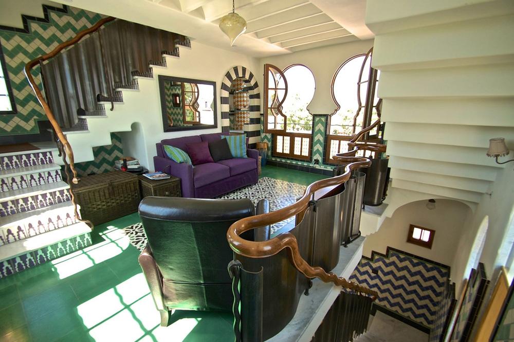 Jeff Shelton, Ablitt Tower interior design