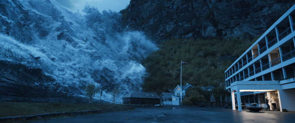 The Wave (2015), film di Roar Uthaug, al Nordic Film Fest di Roma