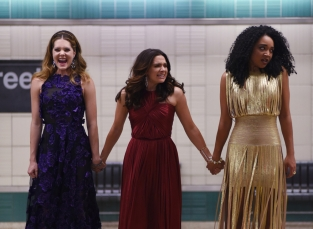 New York, tre amiche e un giornale tutto al femminile: questi gli ingredienti di The Bold Type, la serie TV contro gli stereotipi