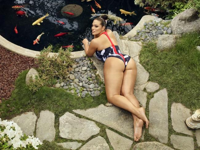 Ashley Graham, Swimsuit For All - Tsunami
