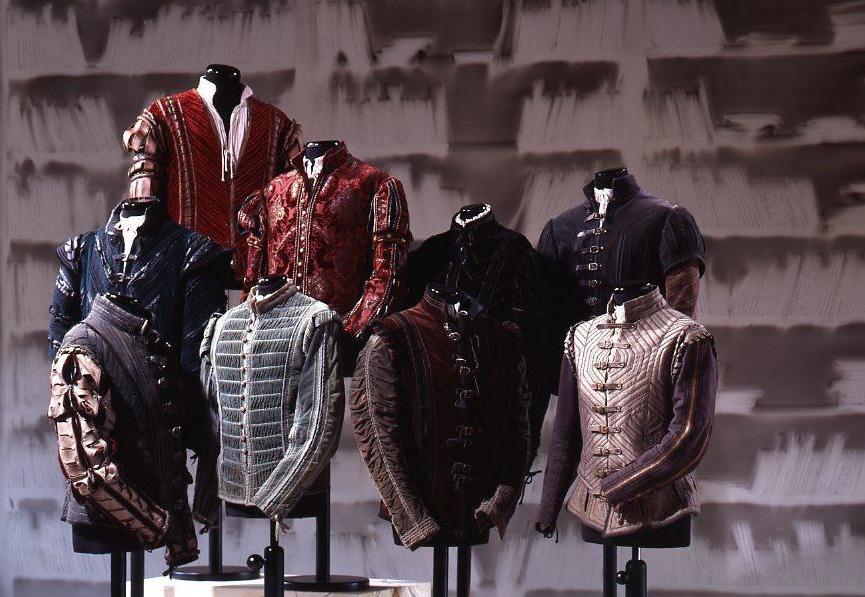 Franco Zeffirelli, costumi di scena