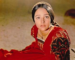 Franco Zeffirelli, Romeo e Giulietta (1968) Olivia Hussey