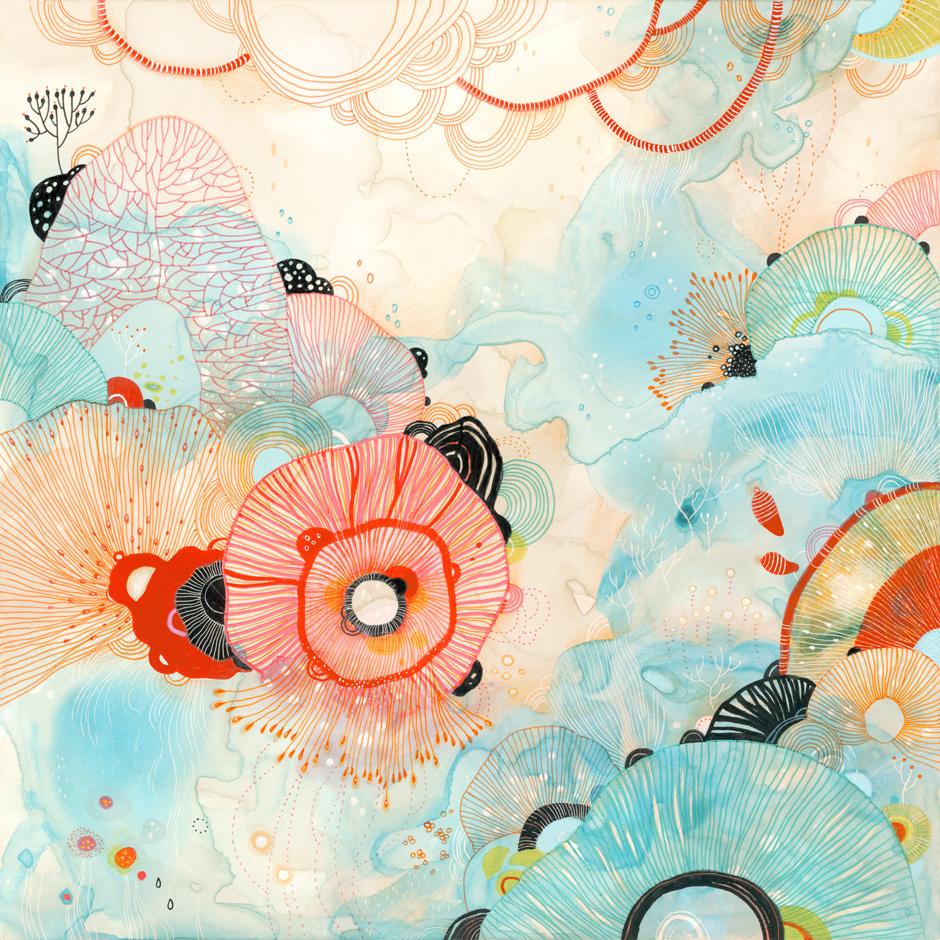 Yellena James, Silk. Illustrazione