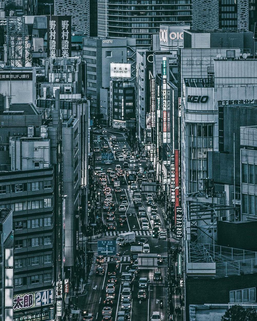 © Yoshito Hasaka