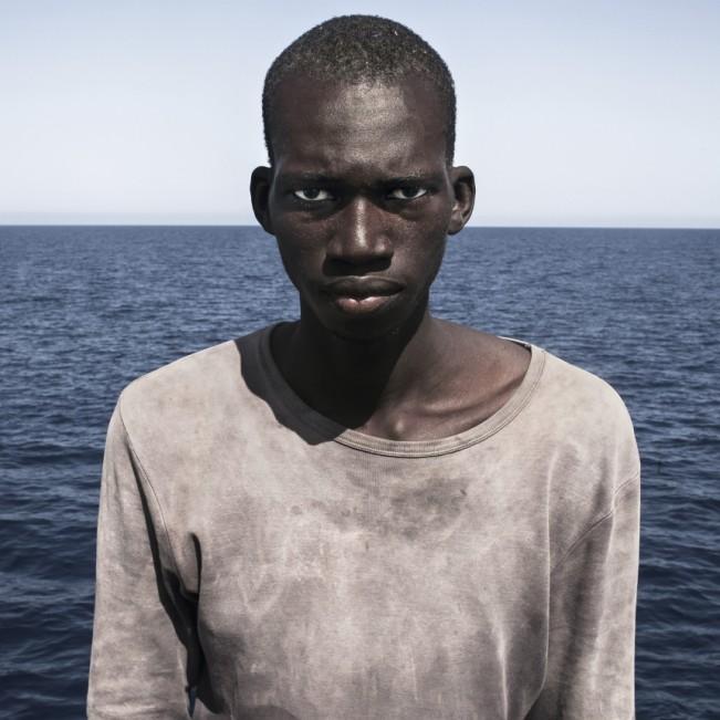 Amadou Sumaila by César Dezfuli