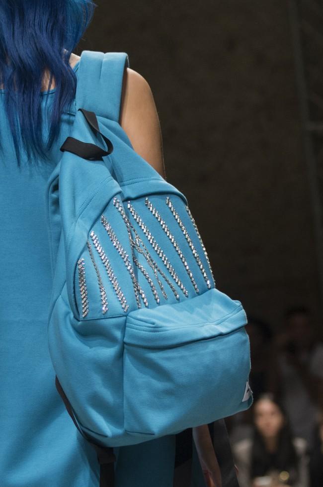 Au jour le jour, Milano Fashion Week SS18 Details