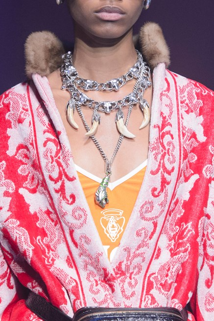 Gucci, Milan Fashion Week - SS18 - Details
