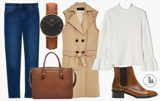Thy Outfit #4 – Brown in Town!