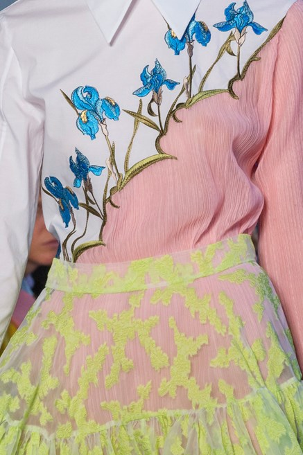 Vivetta, Milano Fashion Week ss 18 - Details
