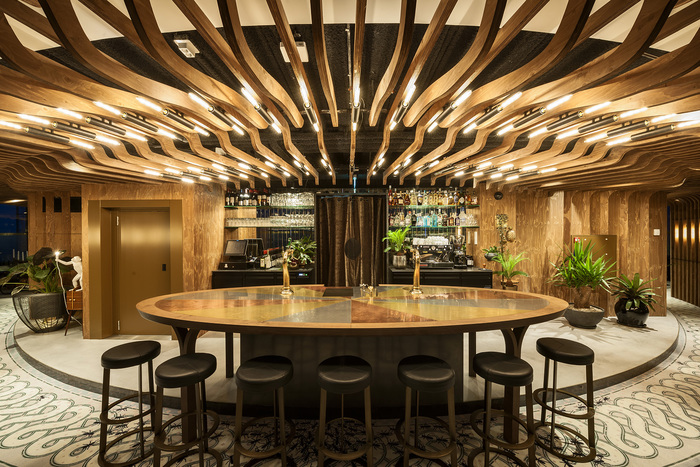Bar ADAM&Co (Amsterdam, Netherlands) TANK