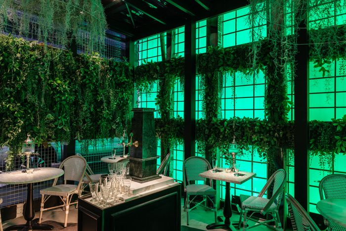 Absinthesalon (Melbourne, Australia) Fabric & Grant Amon Architects I