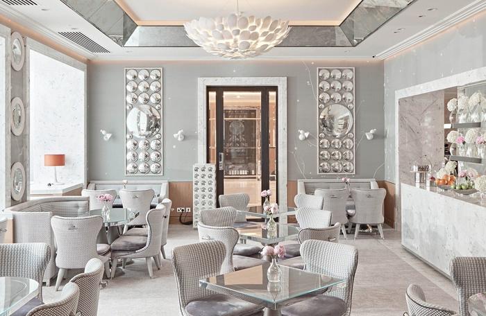 Ristorante Collins Room (London, UK) Robert Angell Design International