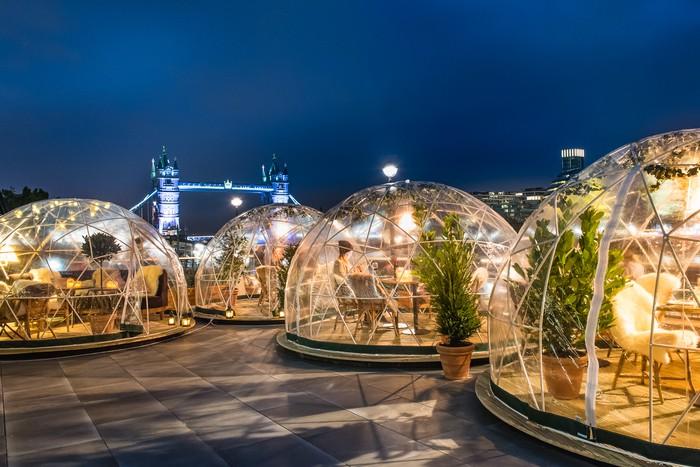 Coppa Club (London, UK) Inhouse Design W