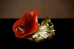 Gianfranco Ferré, mostra Sotto un'altra luce Gioielli e Ornamenti Bracciale PE 1993