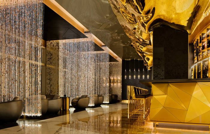 Bar Gold on 27 (Dubai, United Arab Emirates) Keane