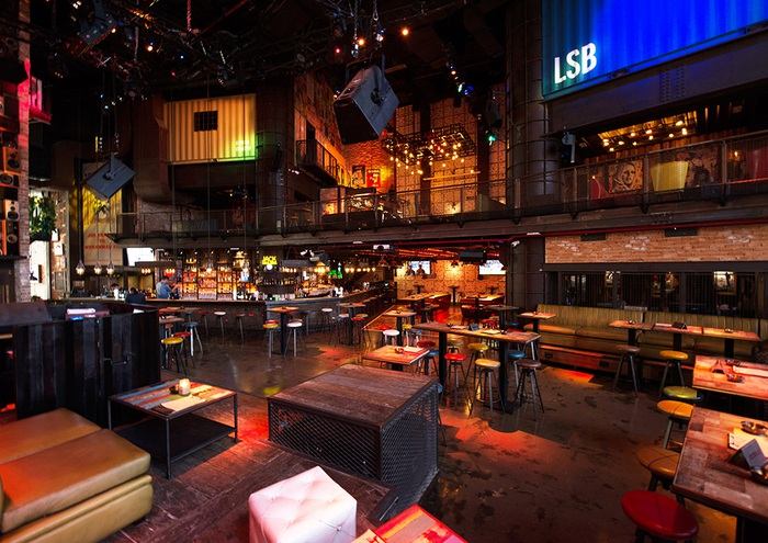 Lock Stock & Barrel (Dubai, United Arab Emirates) Broadway Interiors I