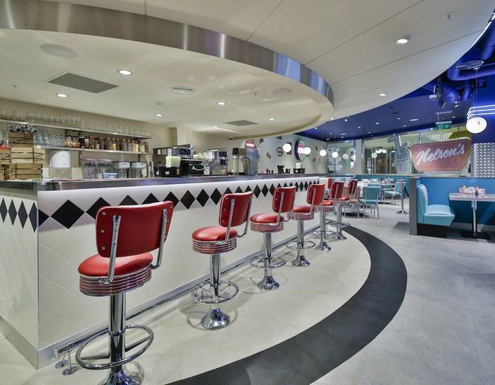 Ristorante Nelson's Diner (Newbury, UK) Prosper