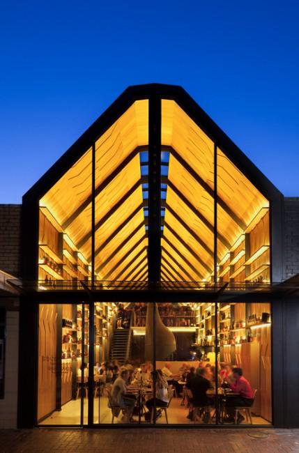 Ecco i vincitori del restaurant bar design awards thy for Piccolino hotel decor