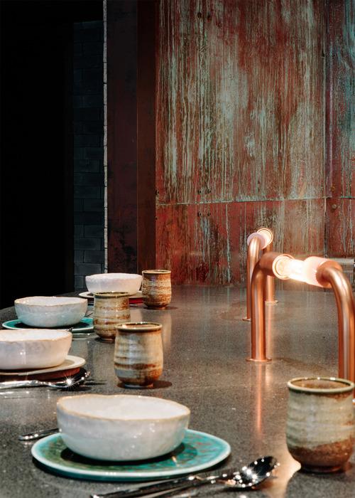 Ristorante Rhoda (Hong Kong, Hong Kong) Joyce Wang Studio