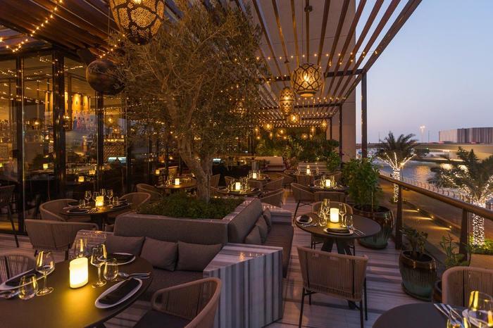 Ruya (Dubai, United Arab Emirates) Into Lighting Design W