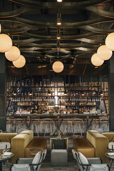 Bar Westlight (New York, United States) Studio Munge
