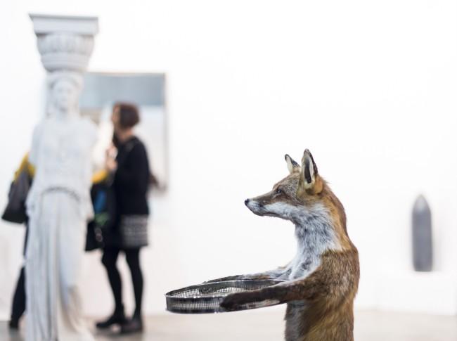 Artissima, Internazionale d'arte contemporanea, Torino, 2016