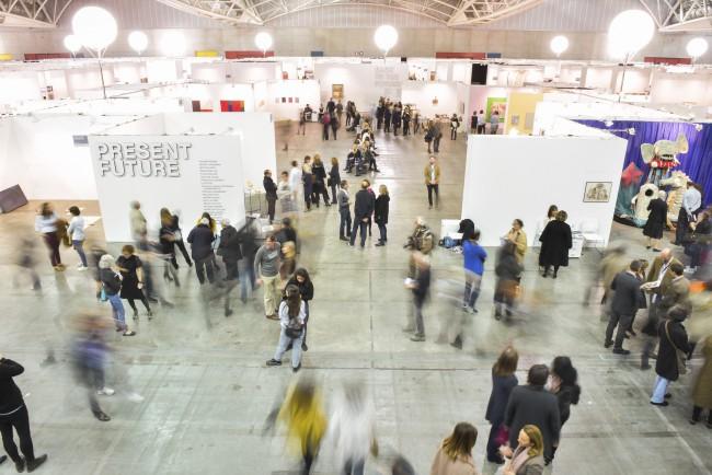 Artissima, Internazionale d'arte contemporanea, Torino, 2017