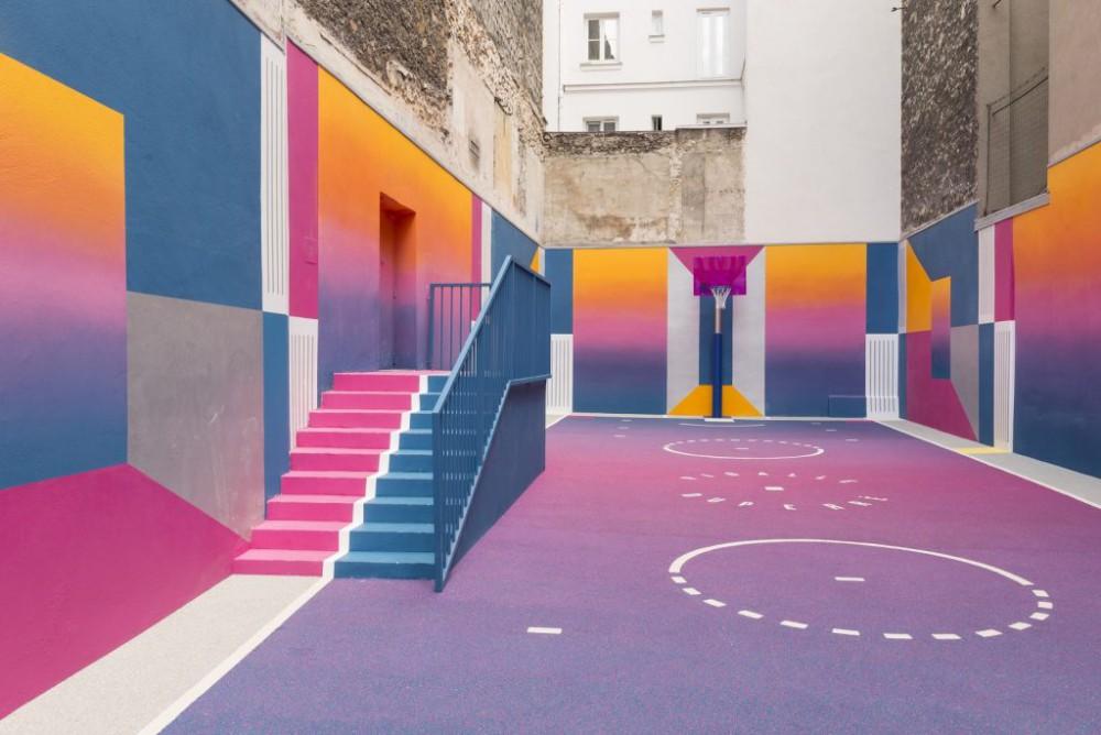 Pigalle Duperré, Parigi, Francia, 2017