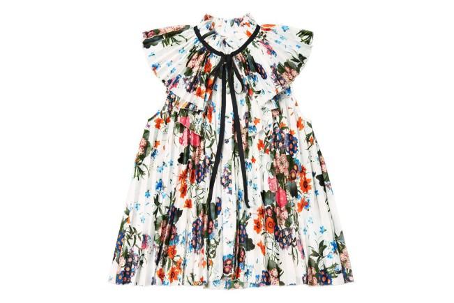 Collezione Erdem X H&M. Blusa floreale