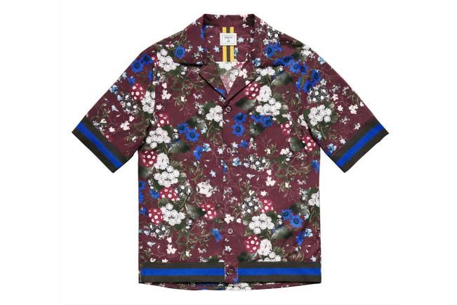 Collezione Erdem X H&M. Polo Floreale