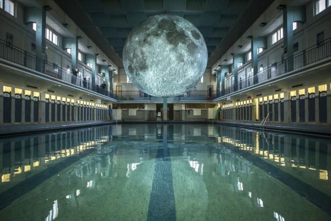 Luke Jerram, Museum of the Moon