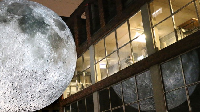 Luke Jerram, Museum of the Moon