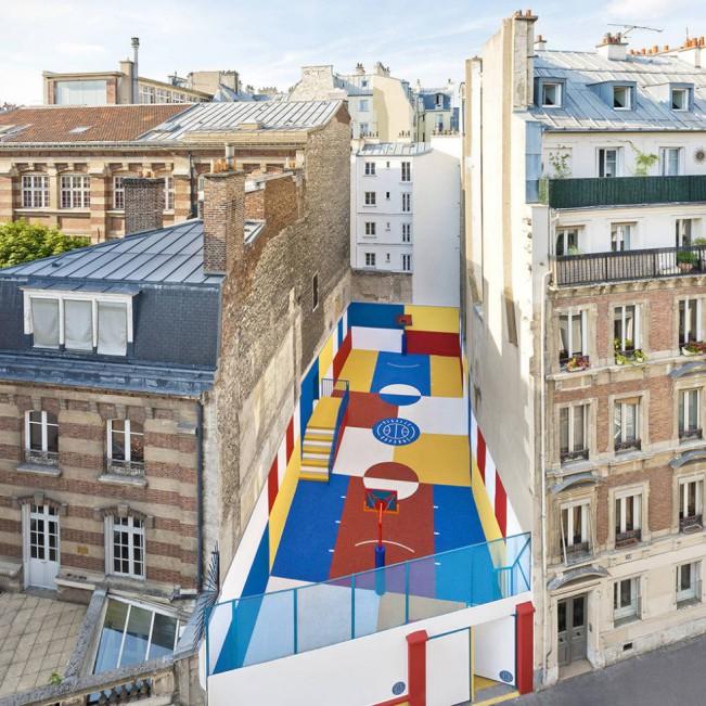 Pigalle Duperré, Parigi, Francia, 2015
