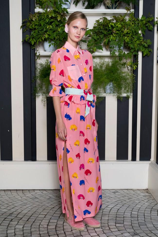 Rossella Jardini, Milan Fashion Week, Primavera/Estate 2018