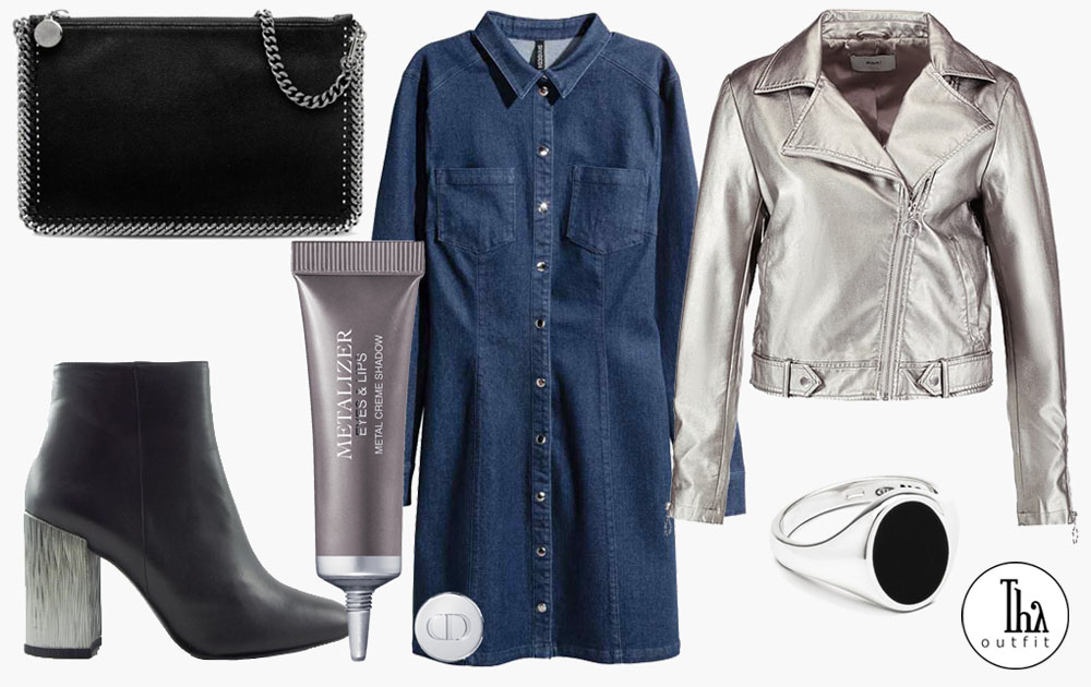 Thy Outfit #5 – Grey is the way