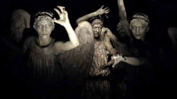 Doctor Who, serie TV. Weeping Angels, Angeli Piangenti