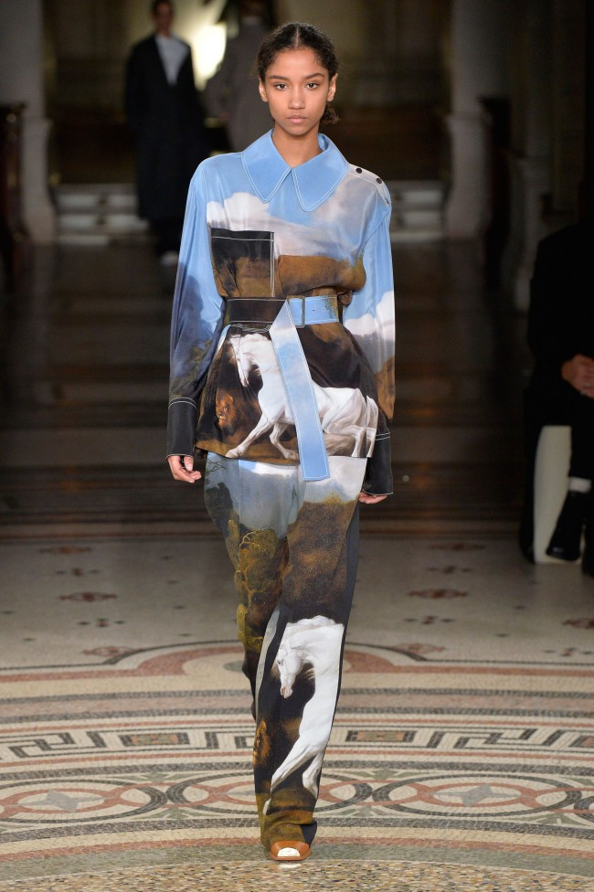 Ensemble Stella McCartney Autunno Inverno 2017/2018