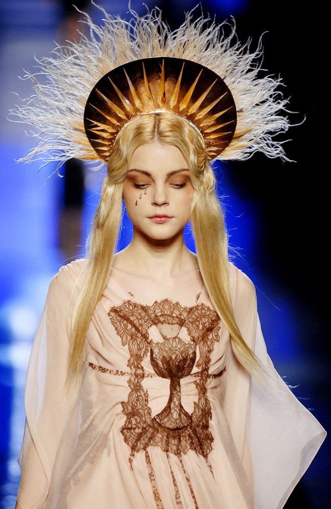 Jean Paul Gaultier Haute Couture Spring-Summer 2013
