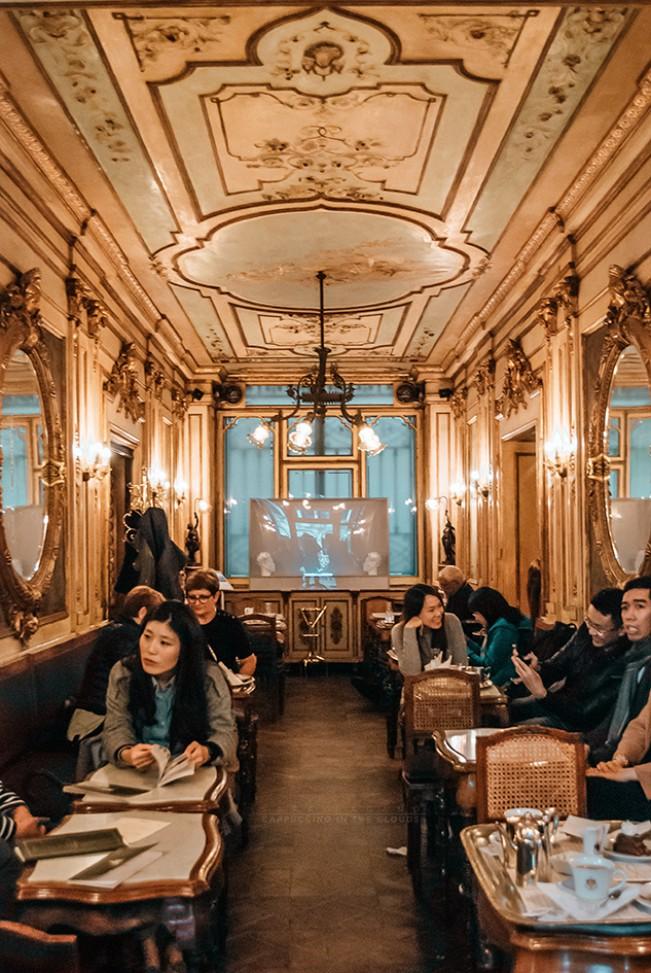 Fotografia di Sara Pagano, bar di venezia