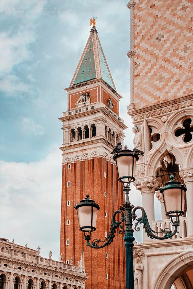 Fotografia di Sara Pagano, Campanile San Marco