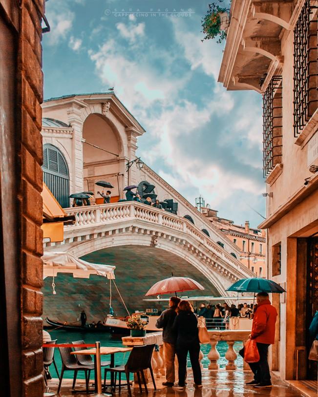 Fotografia di Sara Pagano, Ponte di Rialto