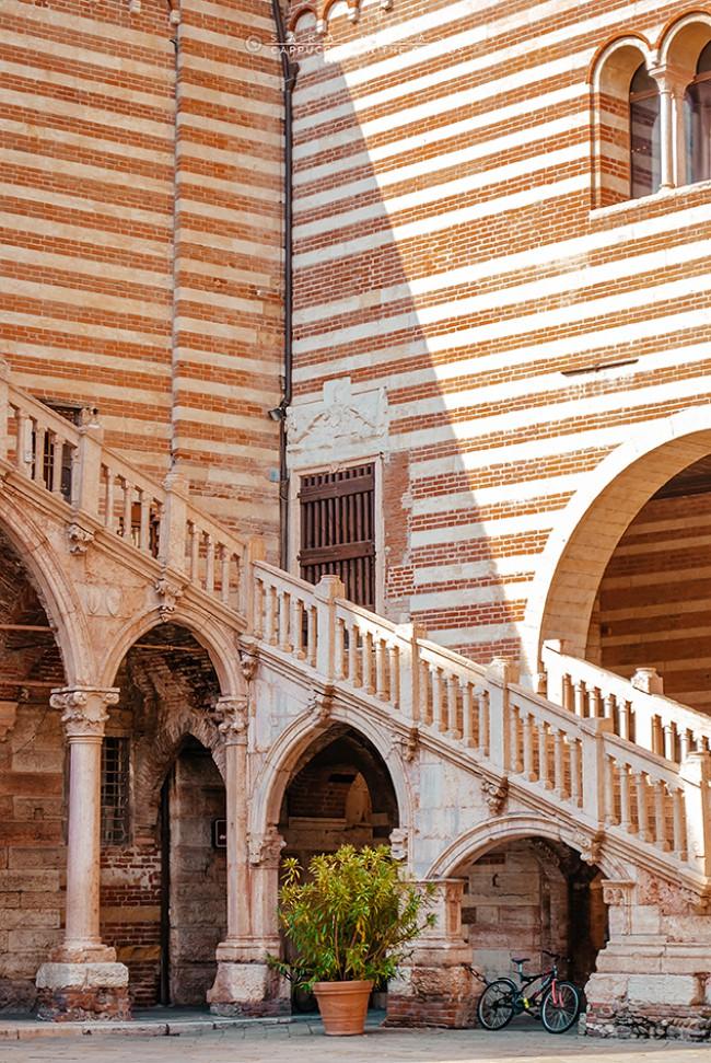 Fotografia di Sara Pagano, Palazzo della Ragione a Verona