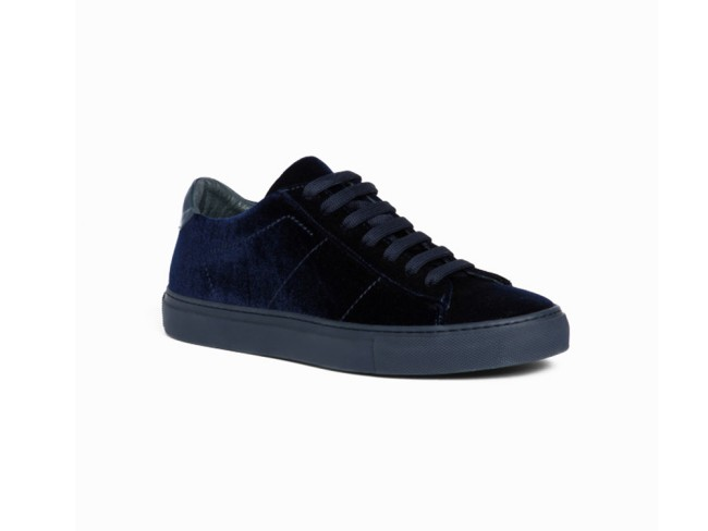 Dond Up sneakers in velluto