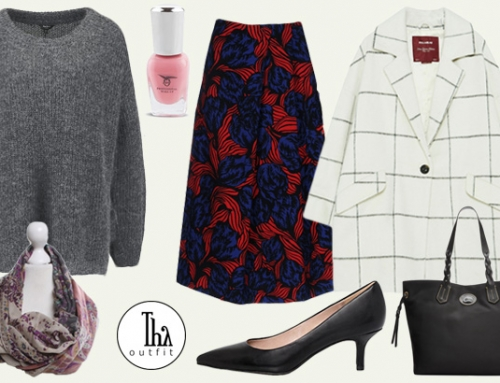 Thy Outfit #10 – November Flowers