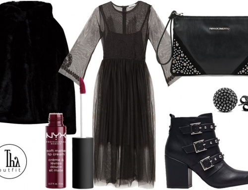 Thy Outfit #9 – Black is back