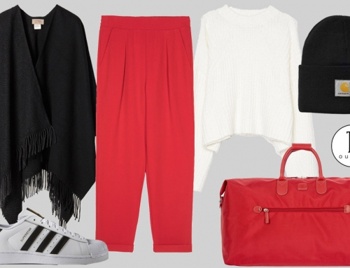 Thy Outfit #8 − Si parte!