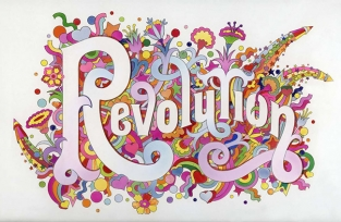 'Revolution', Alan Aldridge-Harry Willock, Iconic Images, 1968