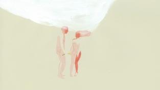 Elisa Talentino, Dandelion, illustrazione dall'animazione Dandelion
