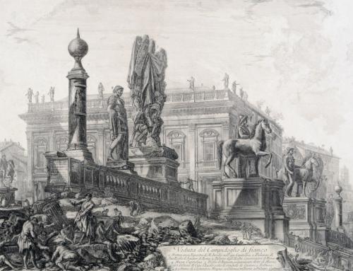 """Winckelmann e il museo capitolino del Settecento. """"Il tesoro di antichità"""""""