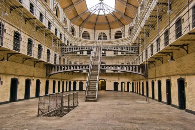 Ex prigione di Kilmainham Gaol. Guida di Dublino: cosa vedere e cosa fare
